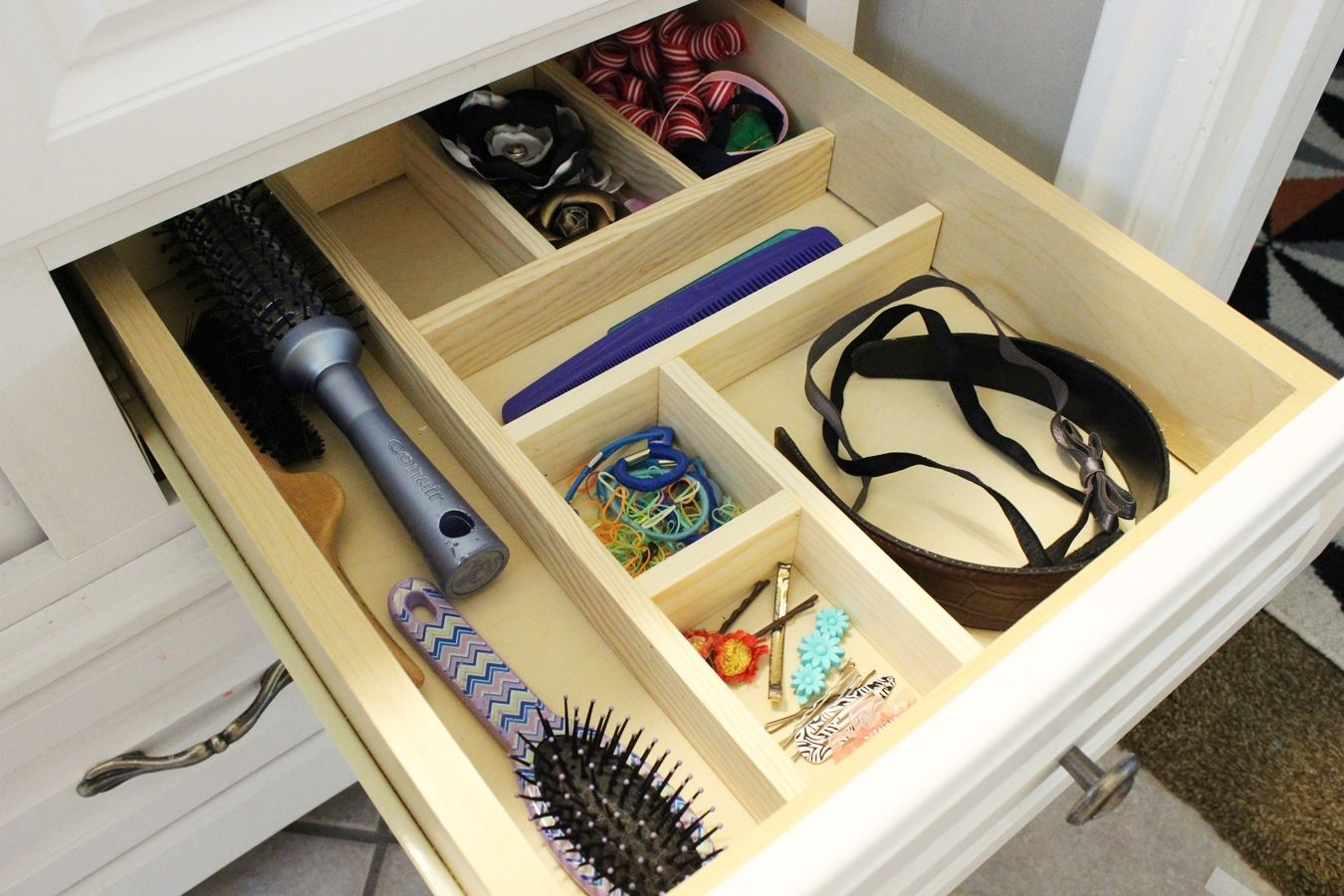 Picture of: Build Drawer Organizer