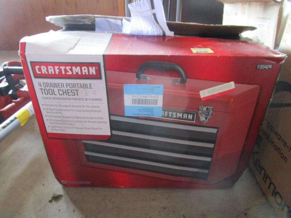 Picture of: Buy Craftsman 4 Drawer Portable Tool Chest
