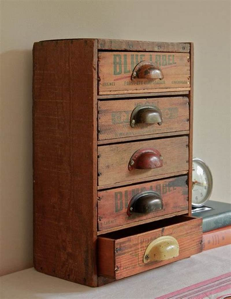 Picture of: Cabinet Desk Drawer Organizer