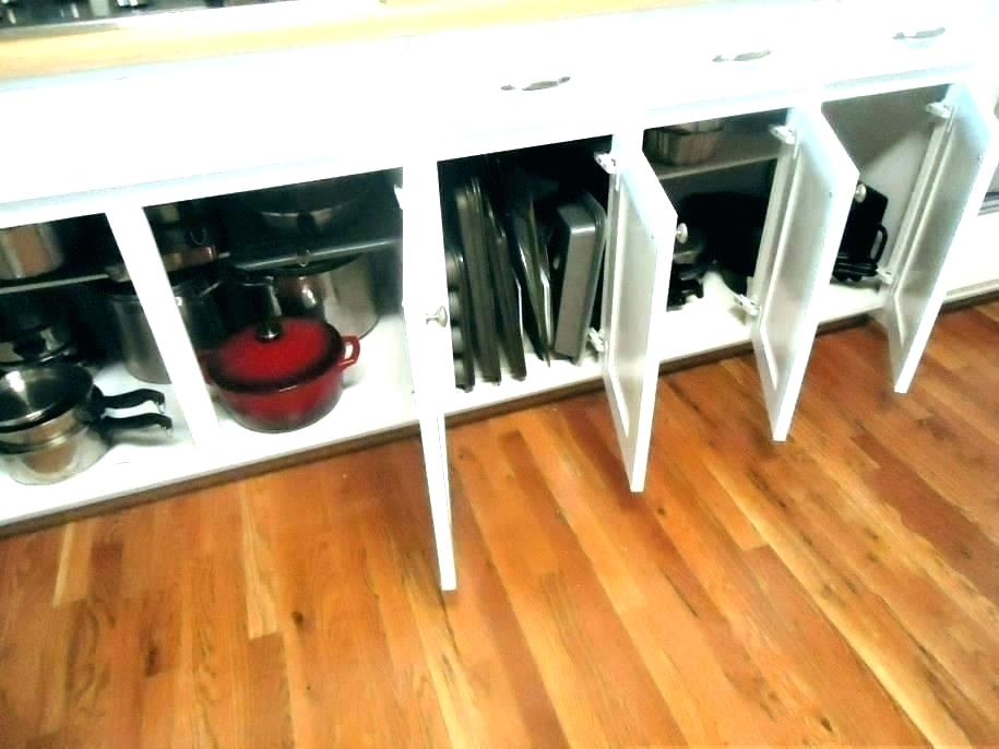 Image of: Cabinet Drawer Organizer Set