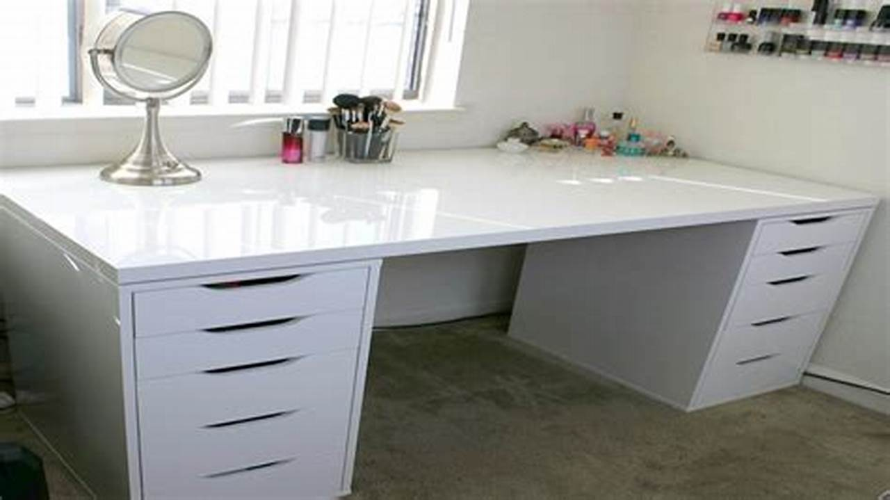 Image of: Cabinet Vanity Drawer Organizer