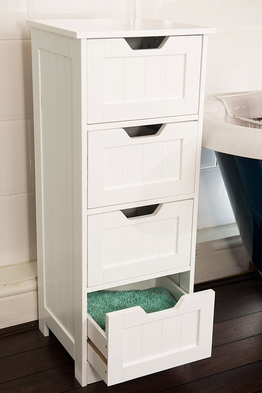 Image of: Cabinet with Drawer Organizer