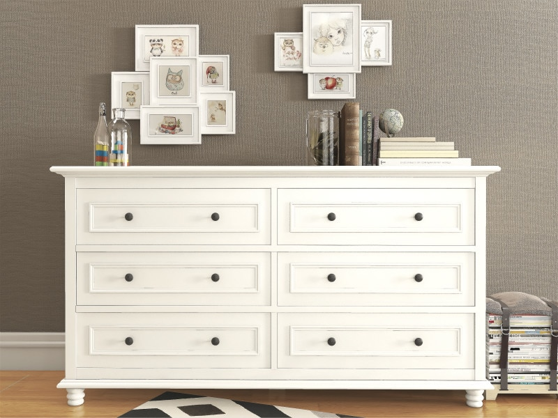 Image of: Chest Drawer Queen