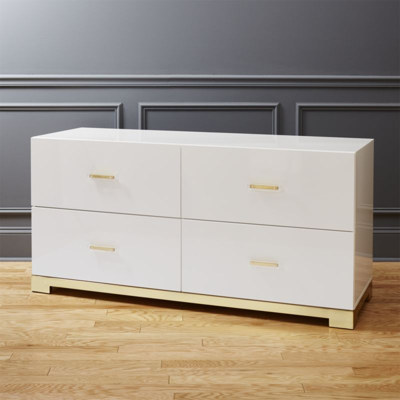 Image of: Chest Dresser Ikea