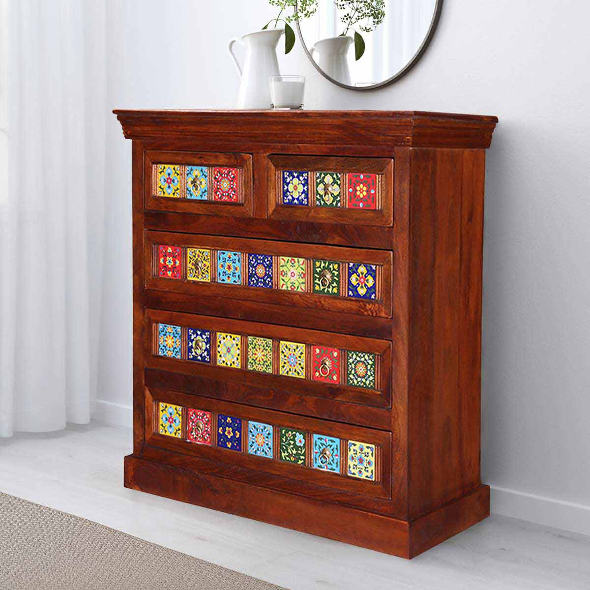 Picture of: Chest with Drawer Design