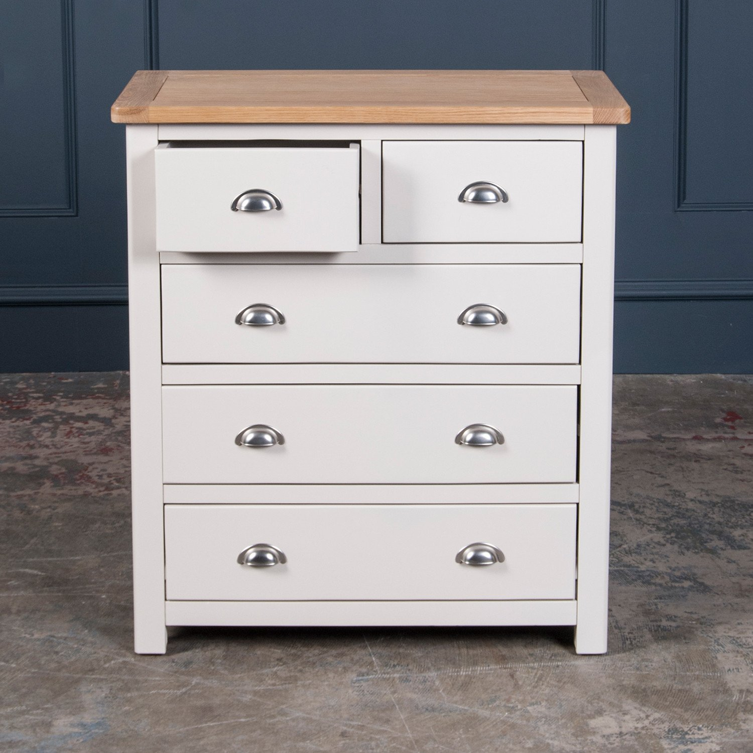 Picture of: Chest with Drawer Plan
