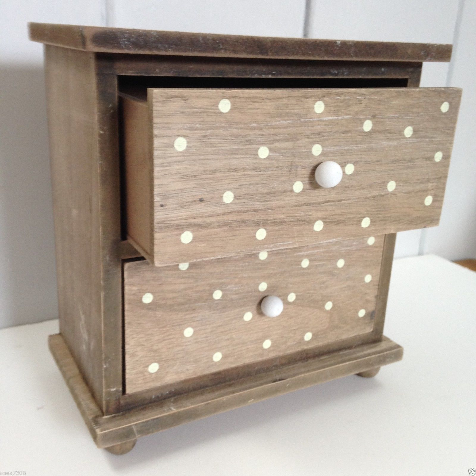 Chic Mini Chest of Drawer