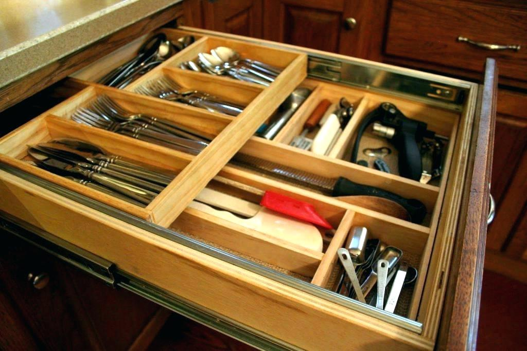 Picture of: Closet Drawer Organizer Kits
