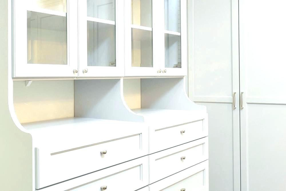 Picture of: Closet Drawer Organizer with Storage Drawers