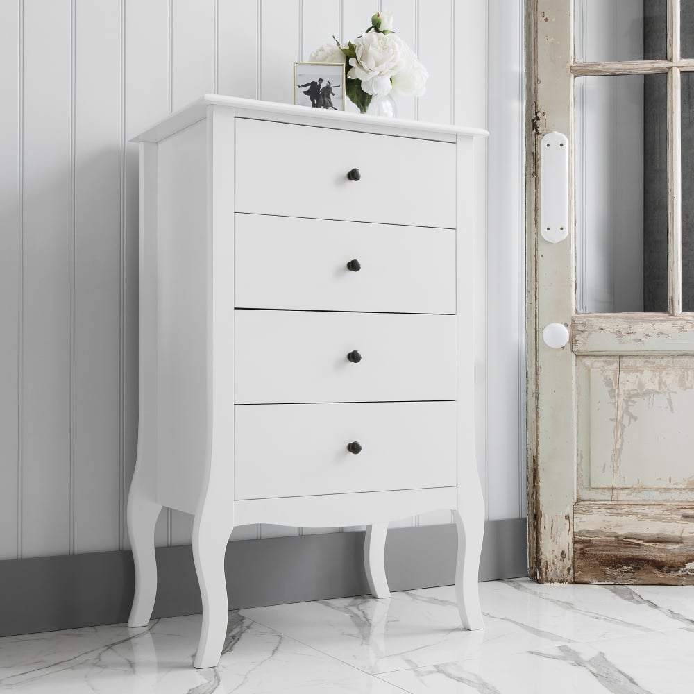 Image of: Contemporary 4 Drawer Chest