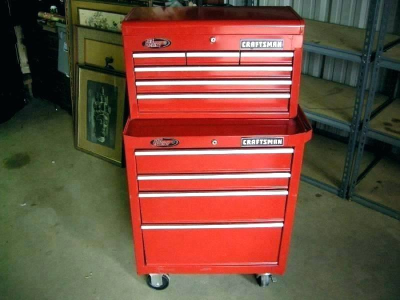 Picture of: Craftsman 4 Drawer Tool Chest