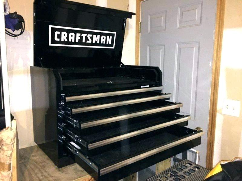 Craftsman 5 Drawer Tool Chest Design