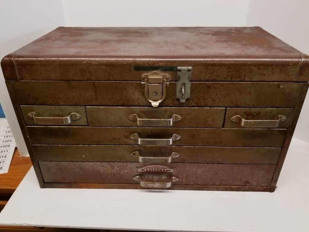 Image of: Craftsman 6 Drawer Tool Chest Ideas