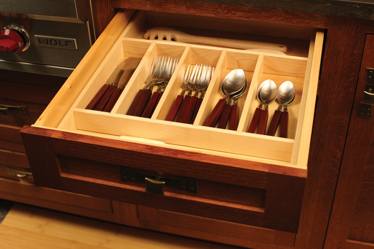 Picture of: Creative Kitchen Drawer Storage Ideas