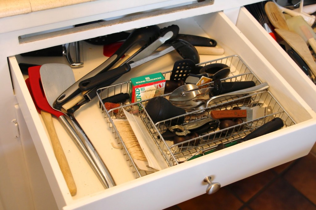 Image of: Custom Drawer Organizer Plan