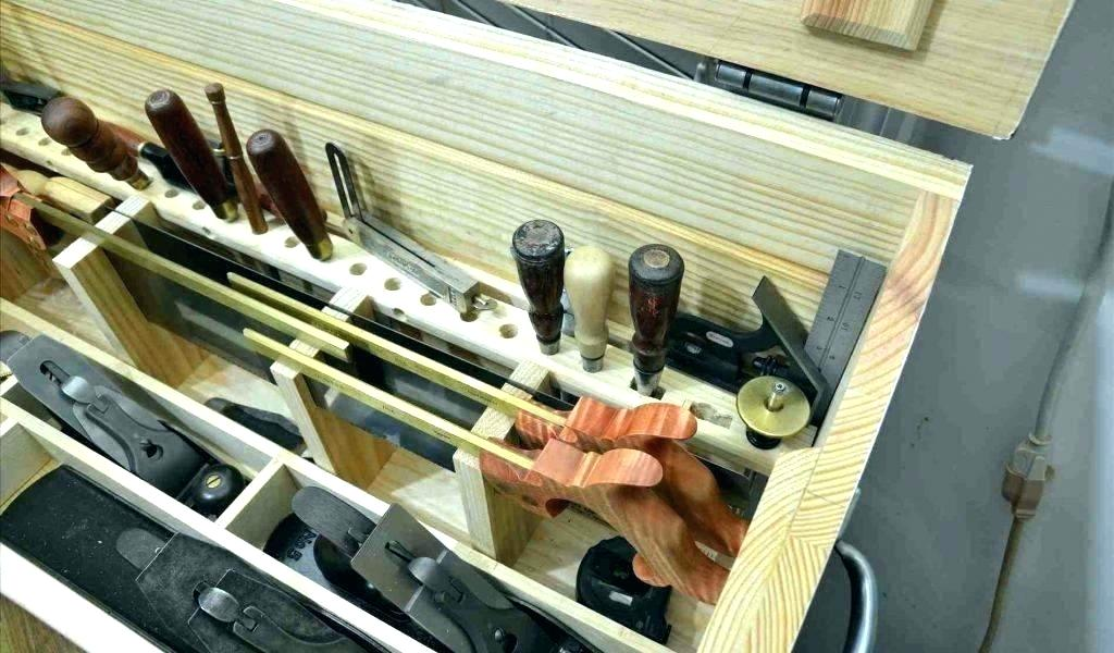 Picture of: DIY Tool Box Organizer