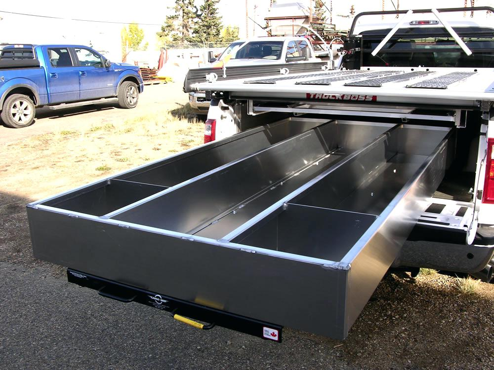 Picture of: Decked Truck Bed Storage