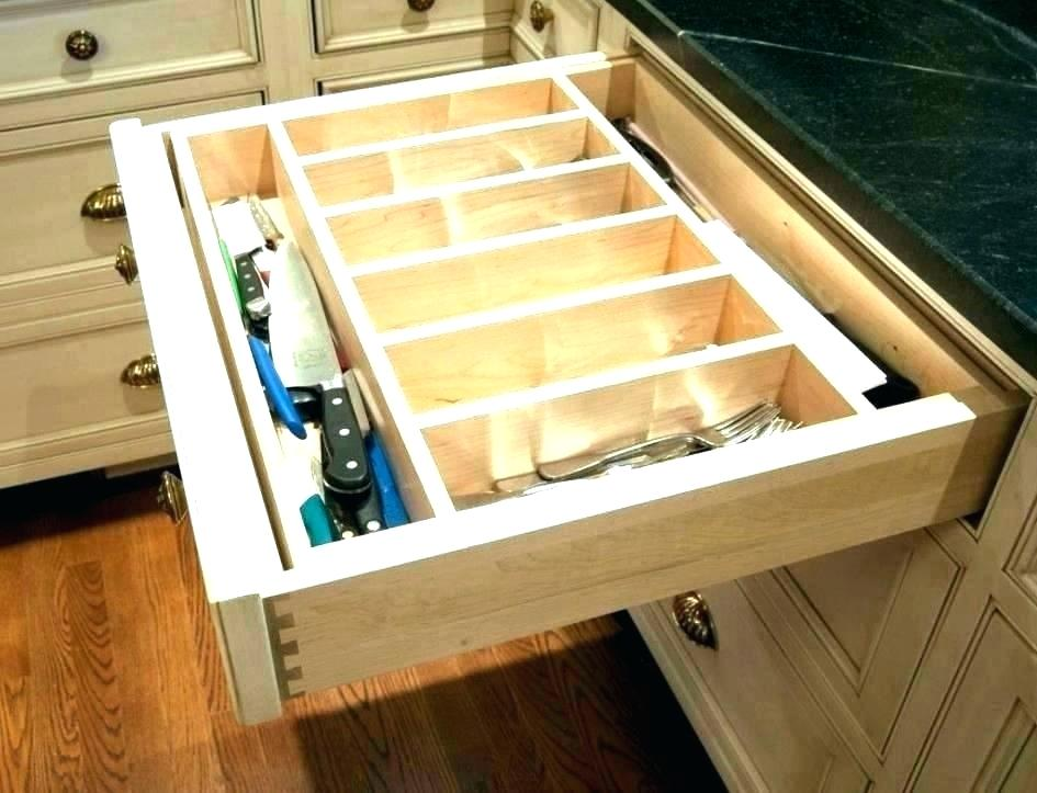 Picture of: Deep Drawer Storage