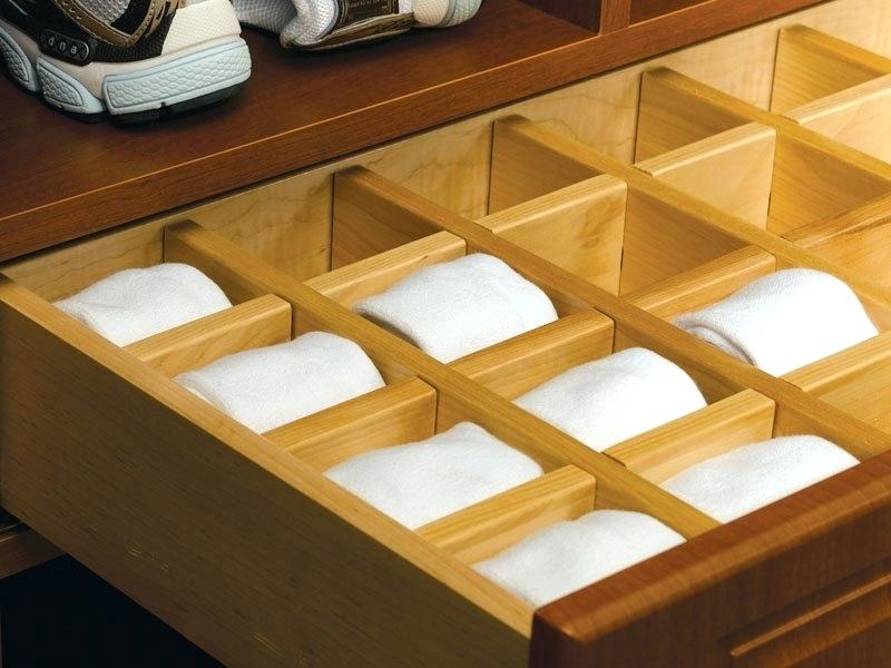 Picture of: Design a Closet Drawer Organizer