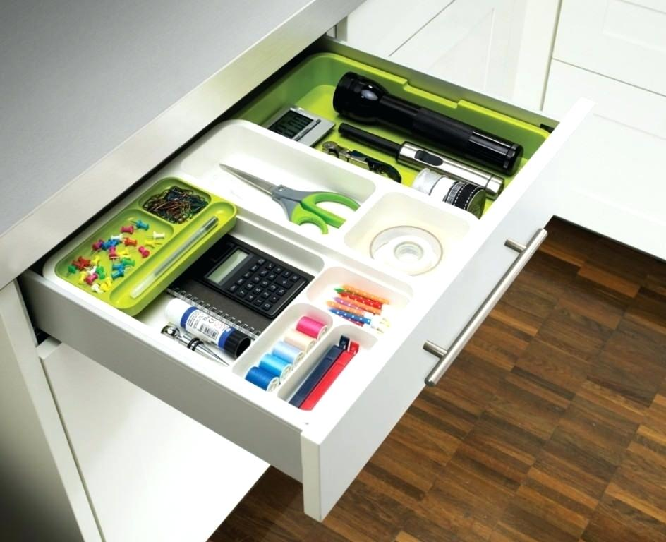 Image of: Desk Drawer Organizers