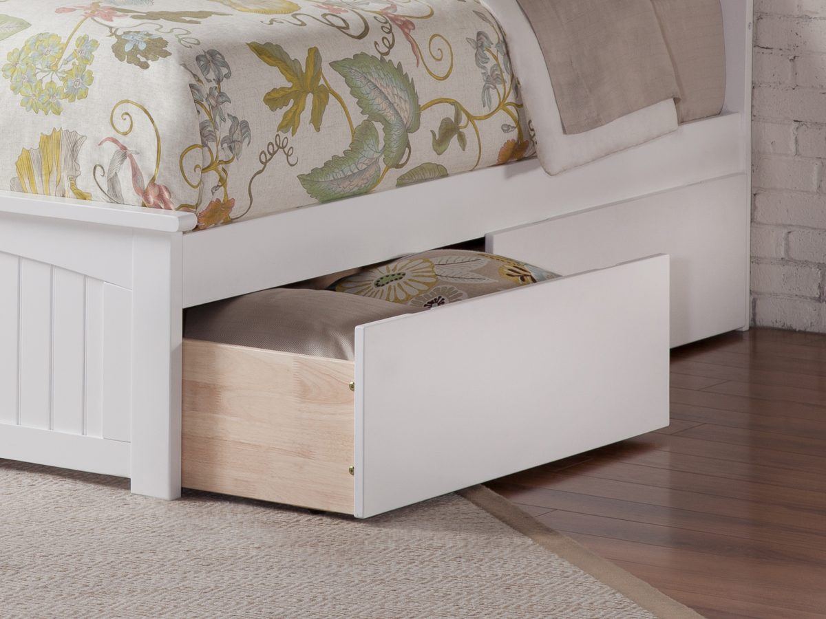 Picture of: Drawer Bed Frame