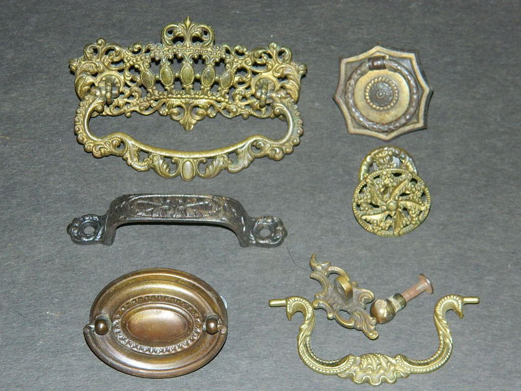 Image of: Drawer Pulls Shapes