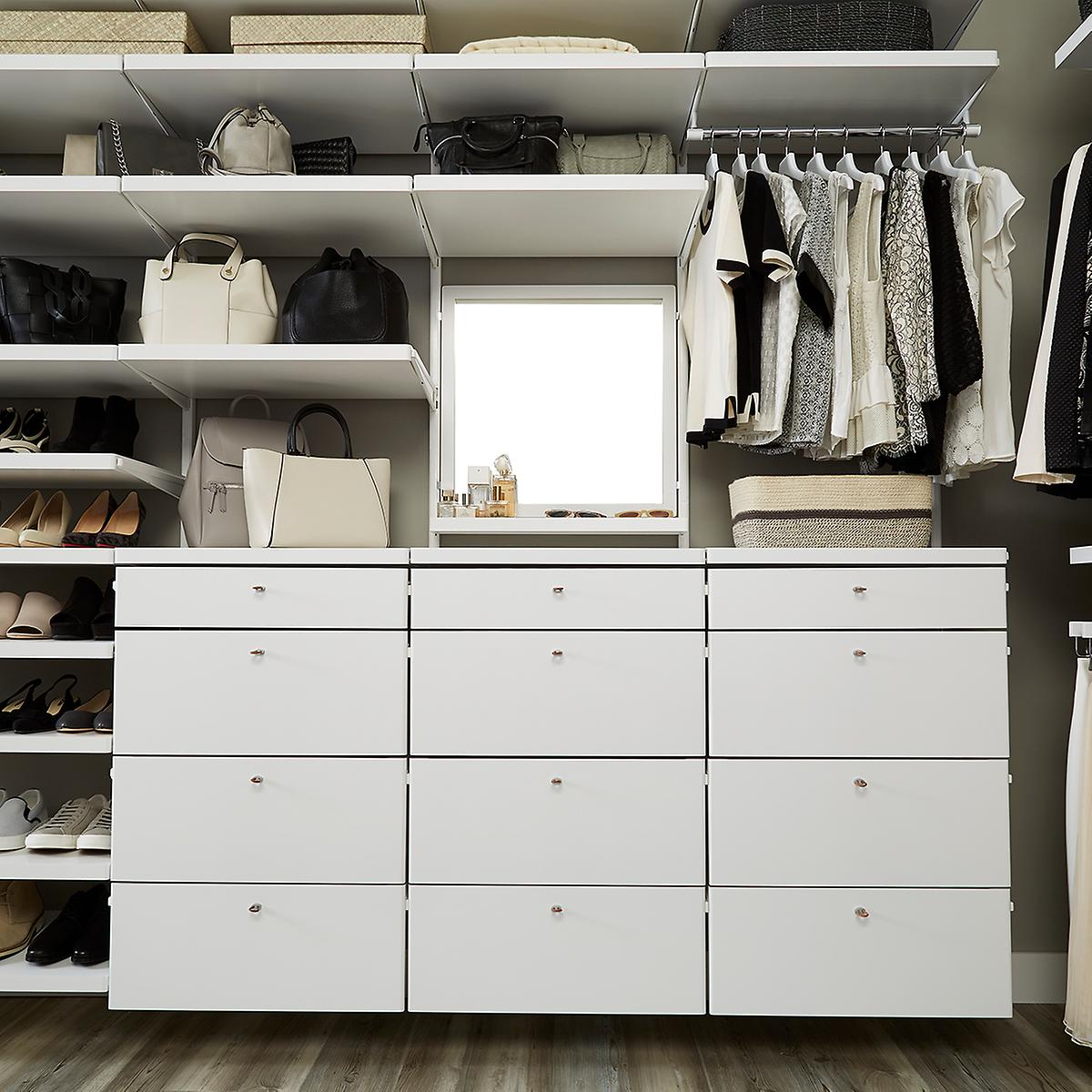 Image of: Drawer Storage Organizer