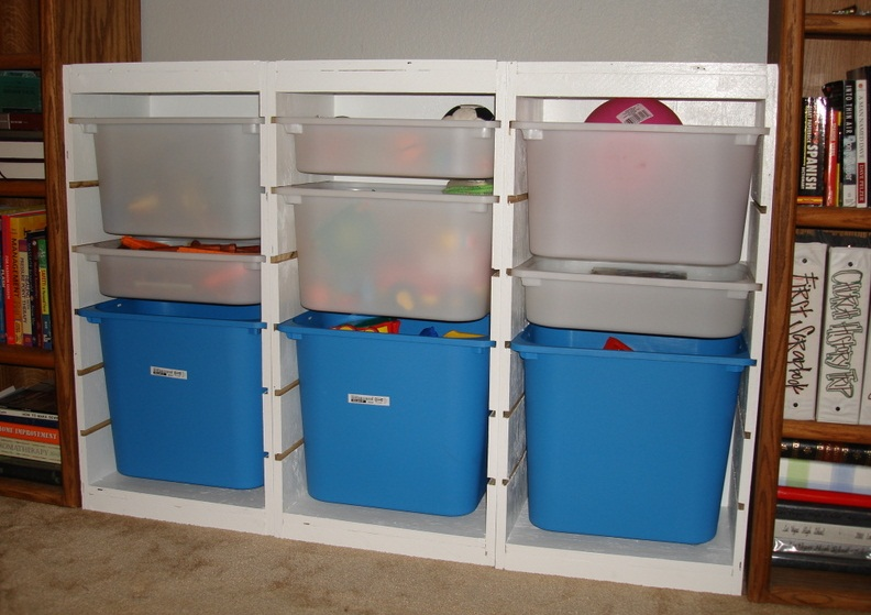 Image of: Drawers Colors