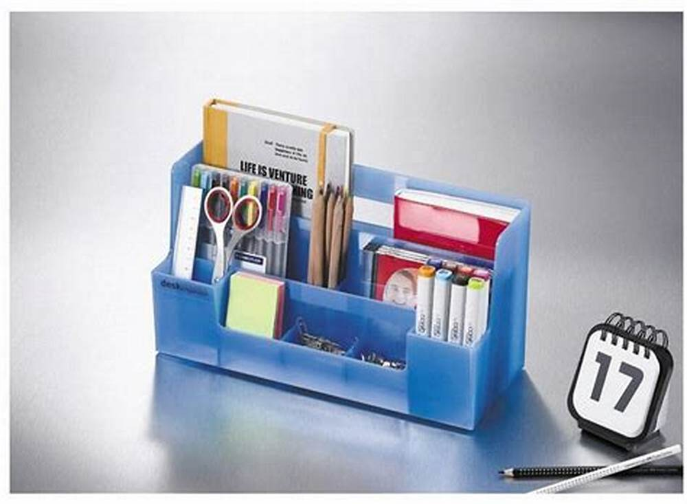 Picture of: Easy Office Desk Drawer Organizer