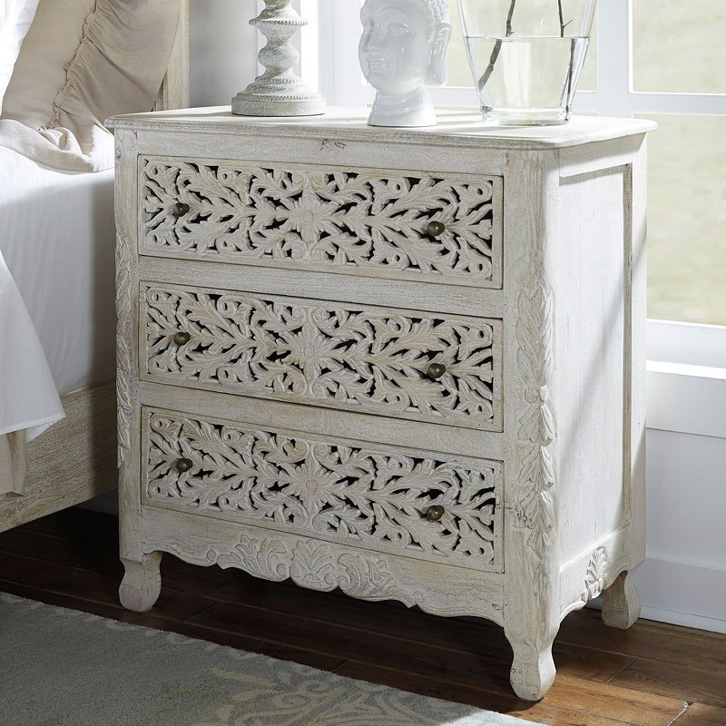 Picture of: Famous Three Drawer Chest