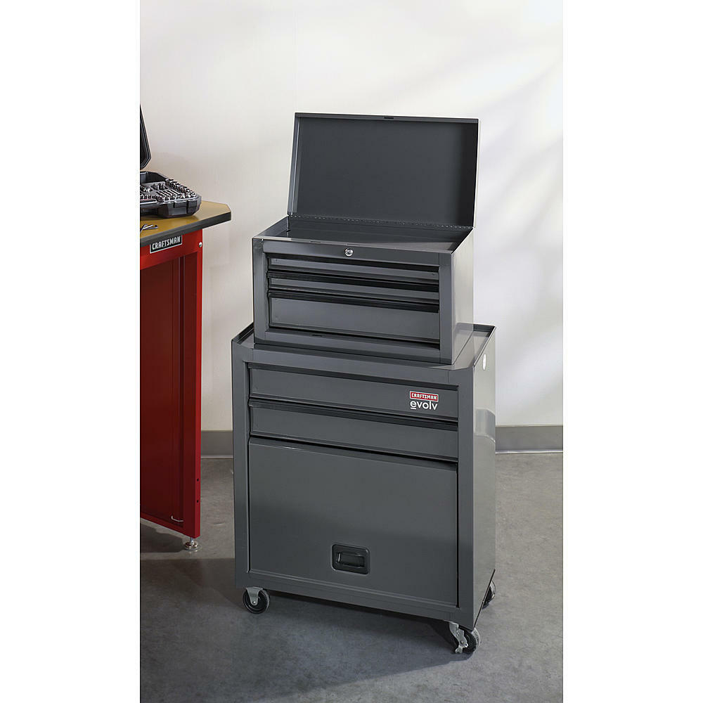 Grey 5 Drawer Tool Chest
