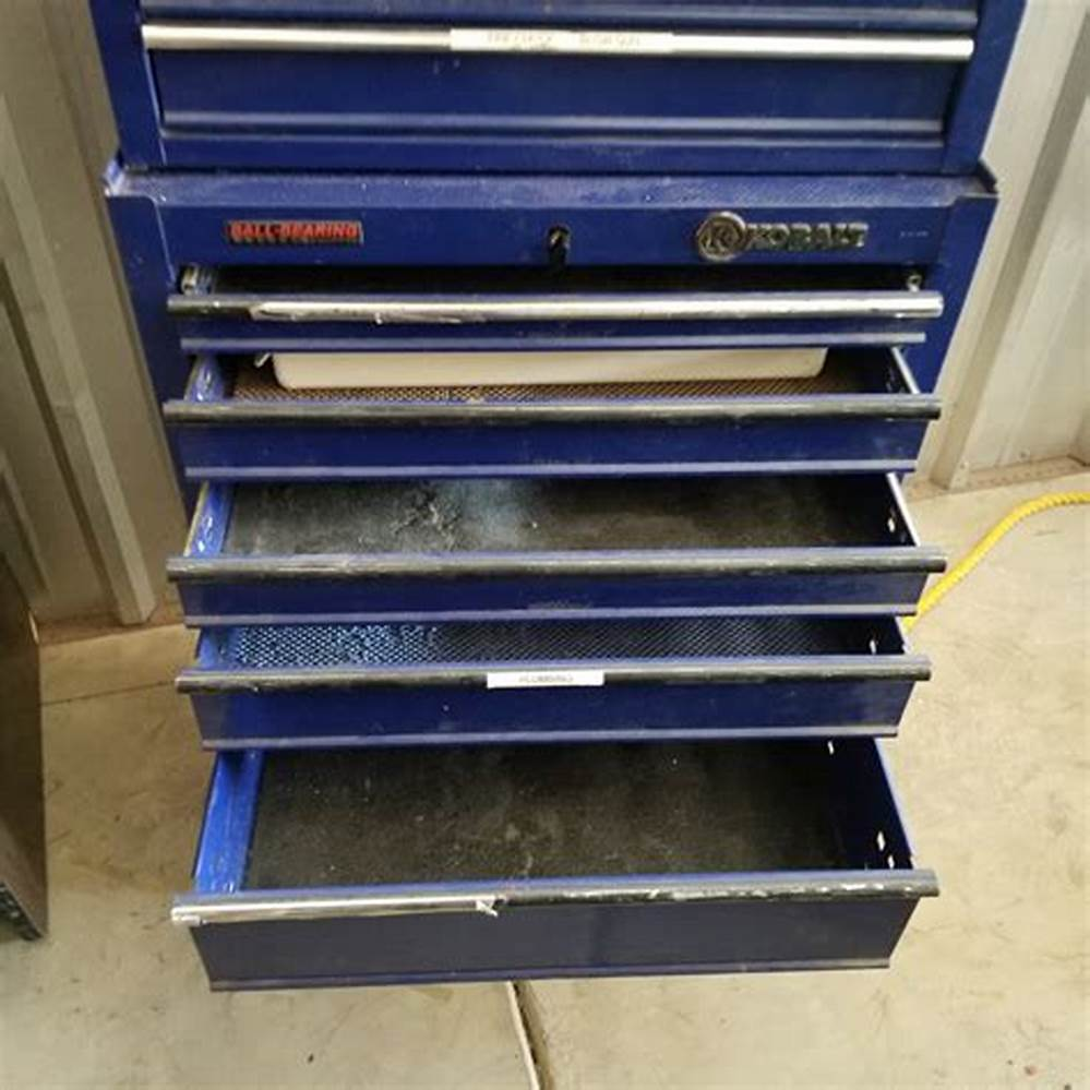 Image of: High 5 Drawer Tool Chest