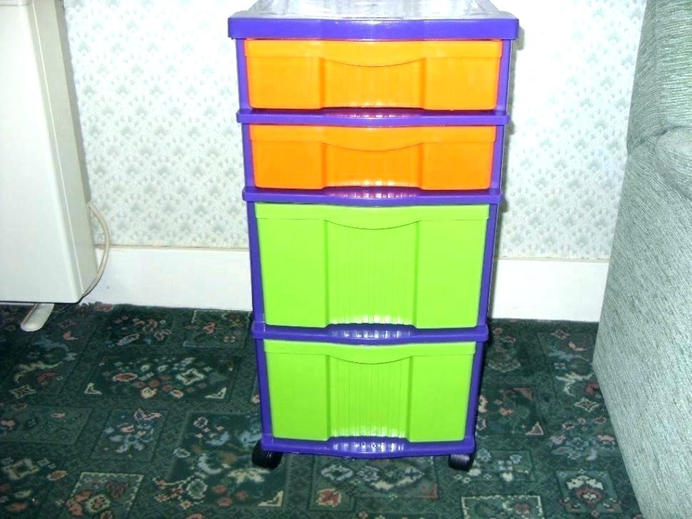 Home Depot Plastic Storage Drawers
