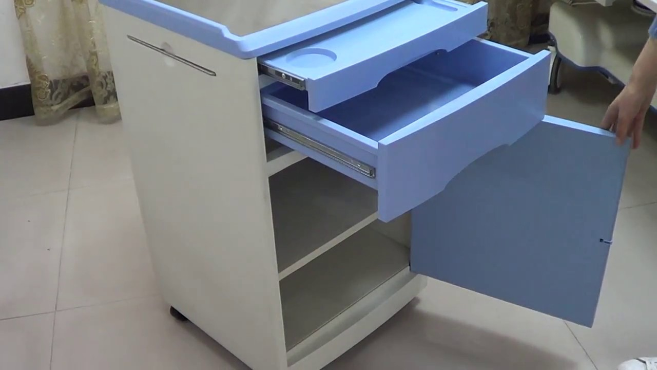 Picture of: Hospital Bed Table Model