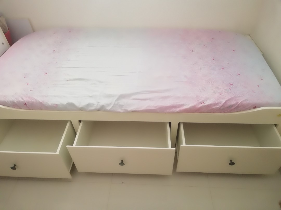 Picture of: IKEA Drawer Bed Best Idea