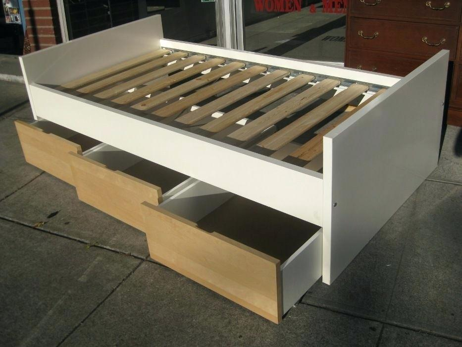 Picture of: IKEA Drawer Bed Good Design