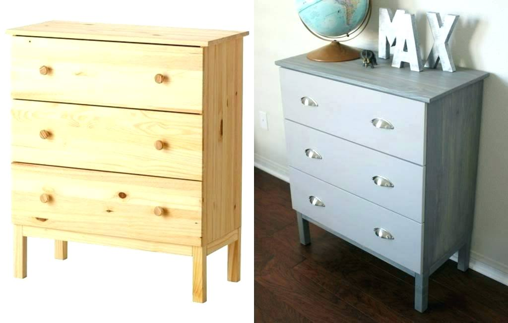 Picture of: IKEA Hemnes Dresser 5 Drawer