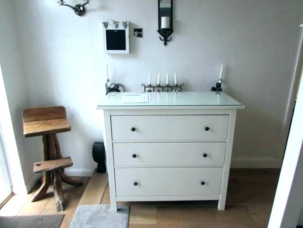 Picture of: IKEA Hemnes Dresser Hack