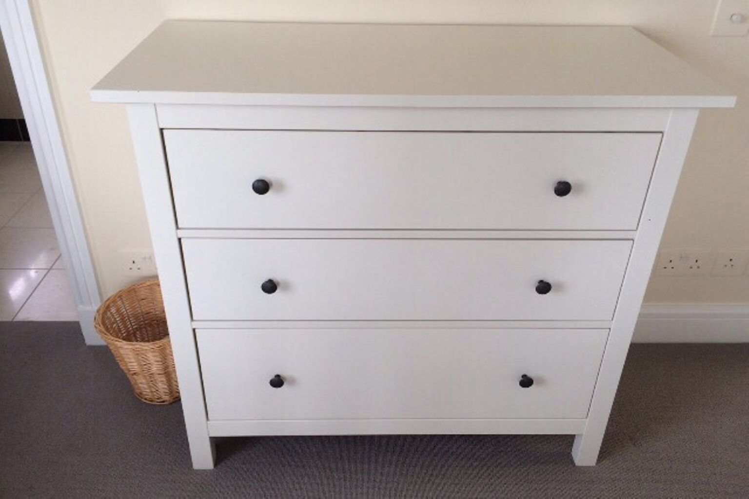 Picture of: IKEA Nightstand