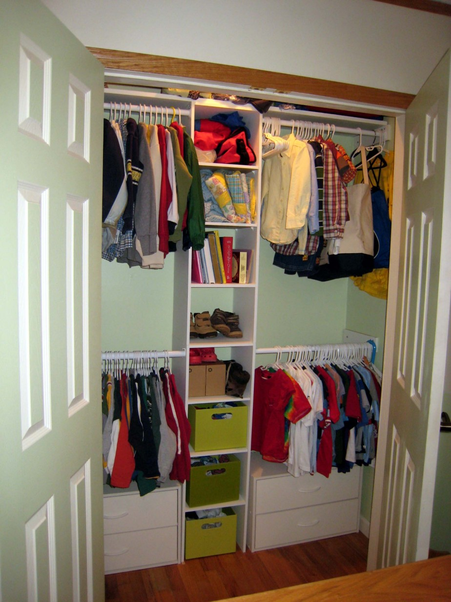 Image of: Ideas Closet Drawer Organizer