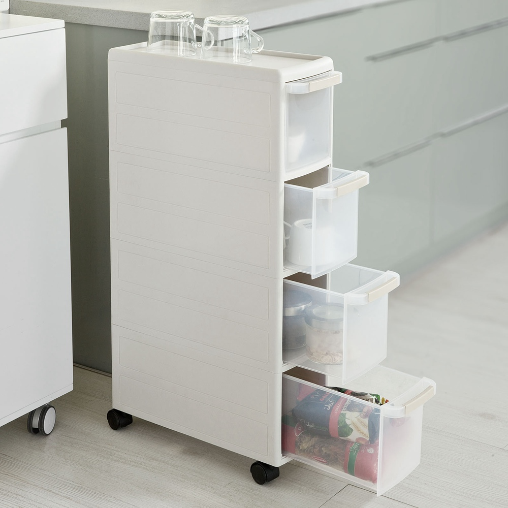 Picture of: Ikea Storage Drawers on Wheel
