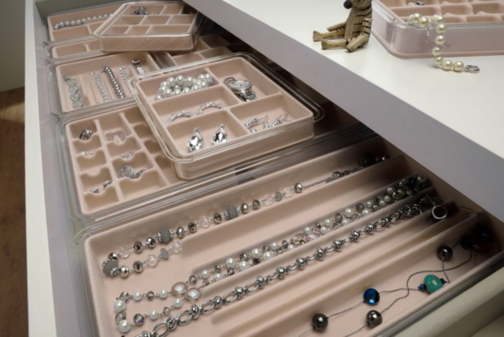 Image of: Jewelry Drawer Organizer Amazon
