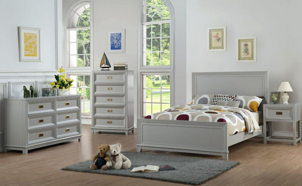 Picture of: Kids Bed With Storage