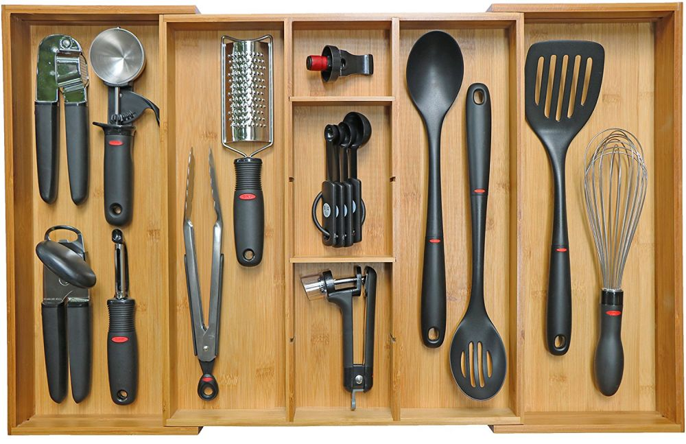 Image of: Kitchen Drawer Inserts
