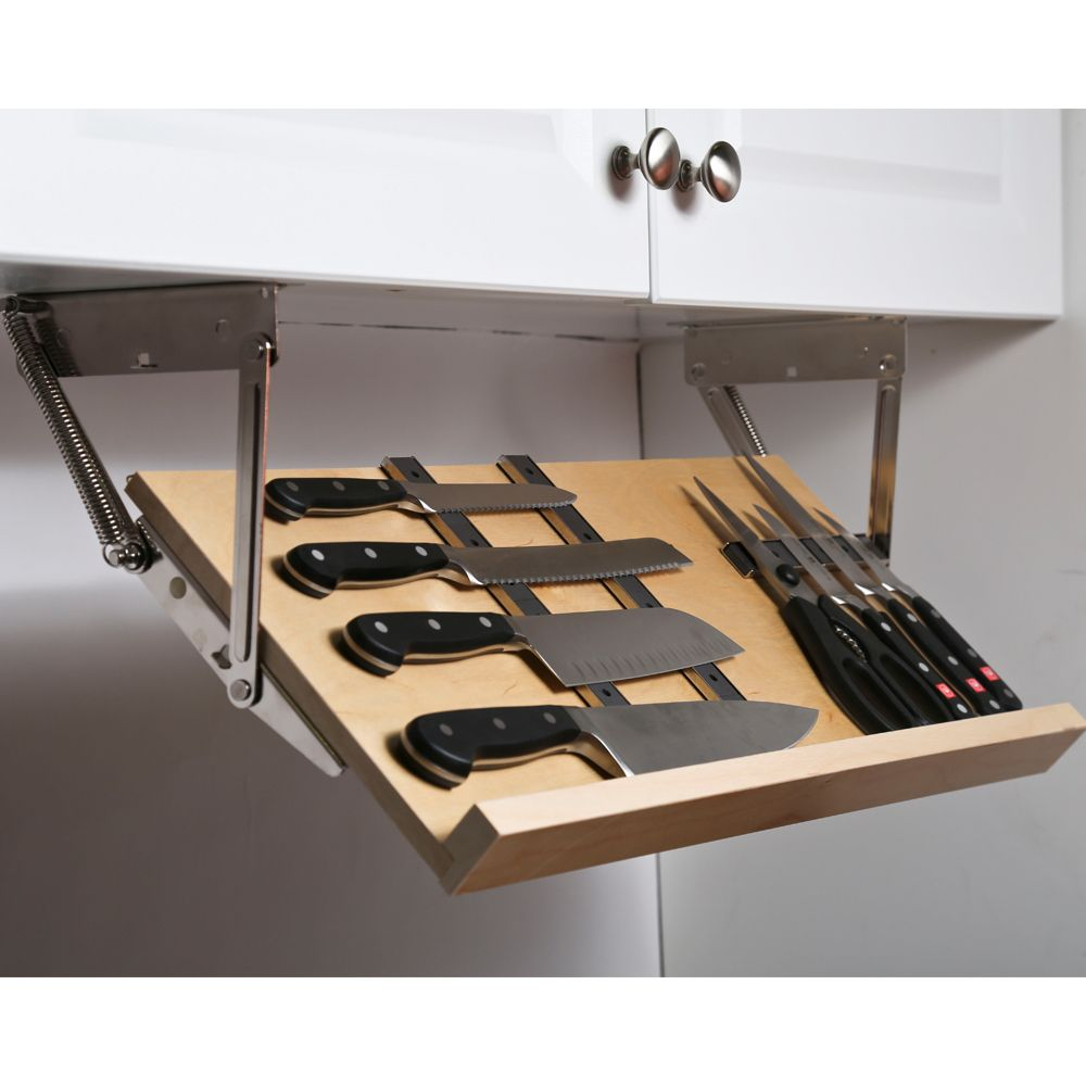 Picture of: Knife Storage Kitchen