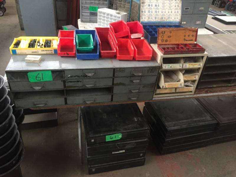 Picture of: Lot of Multi Drawer