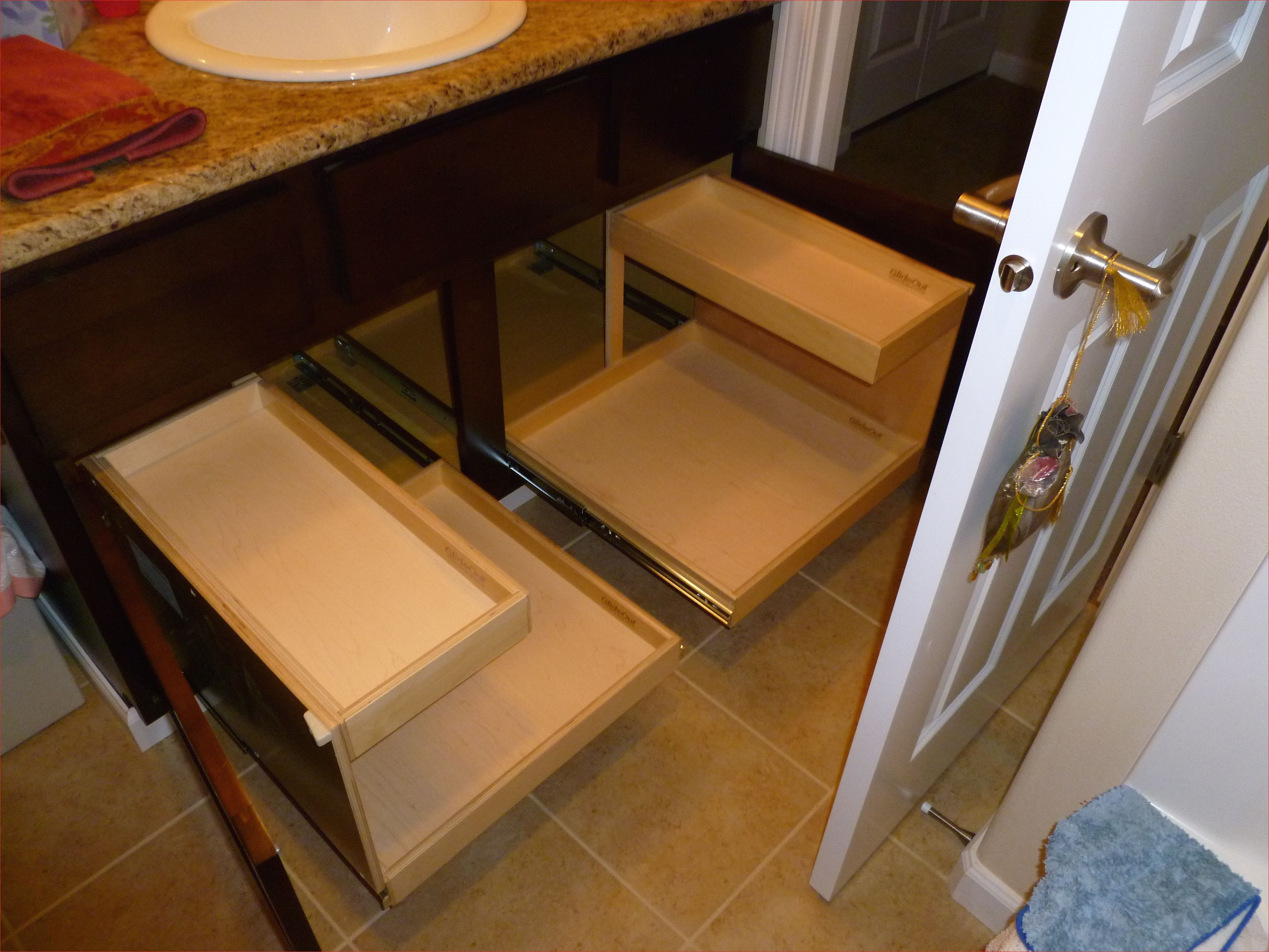 Image of: Lowes Pull Out Shelves
