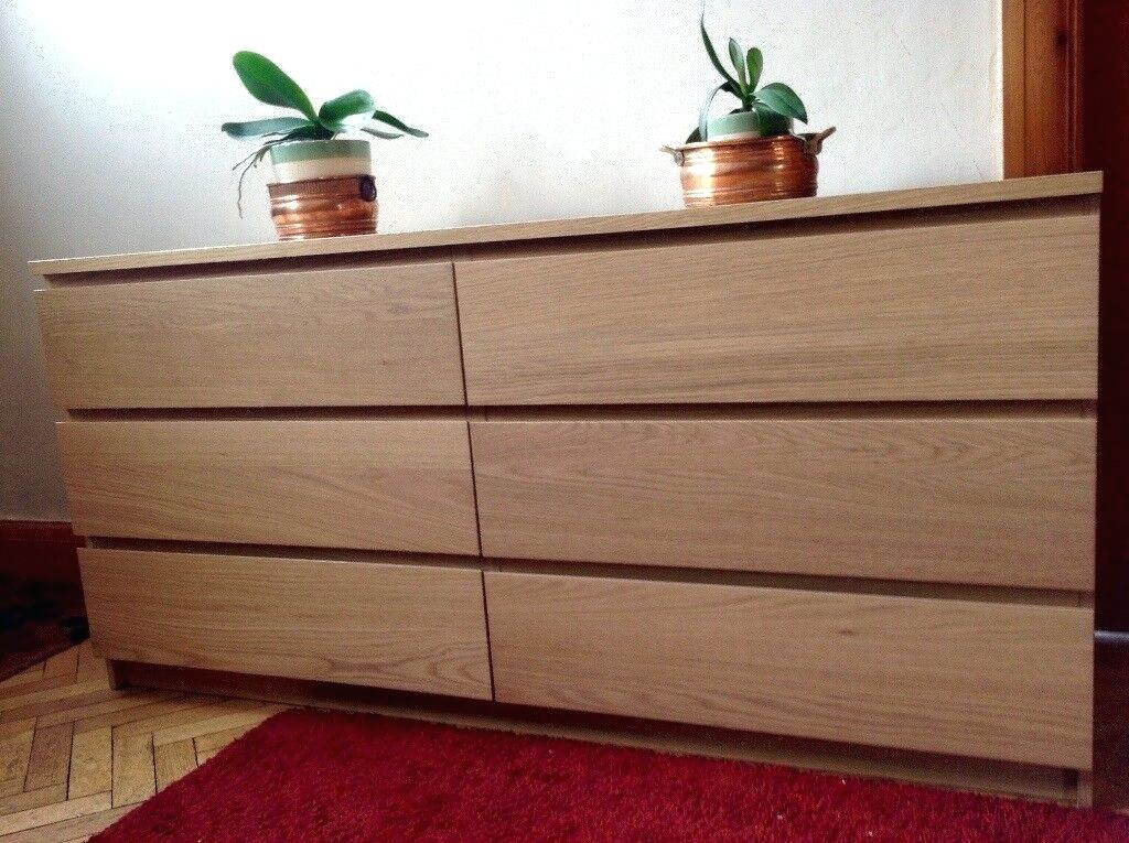 Malm 6 Drawer Chest Design