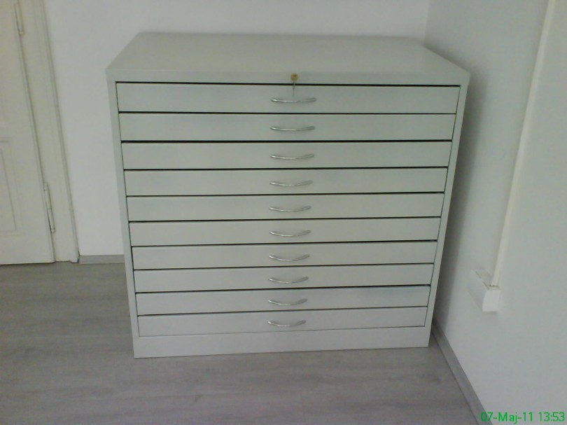 Picture of: Metal Drawer Cabinet Furniture