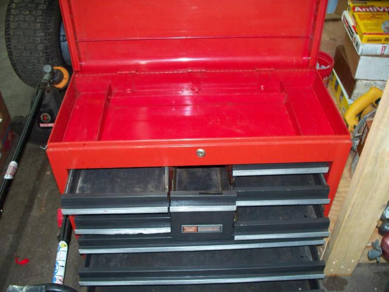 Picture of: Modern Craftsman 10 Drawer Tool Chest